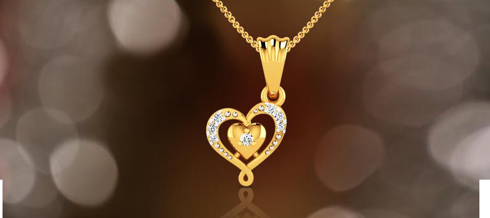 Daily wear pendants by motisons