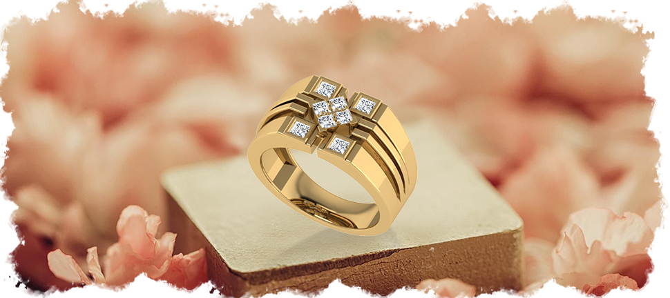 Men's rings by Motisons