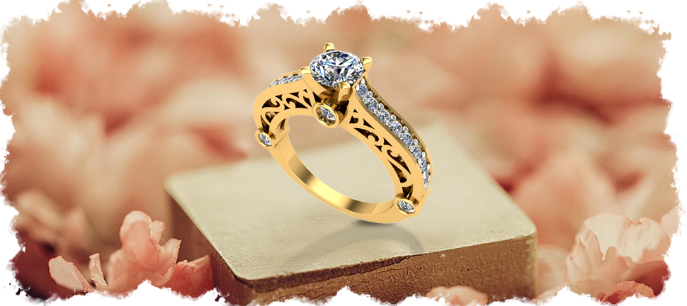 Solitaire rings by Motisons