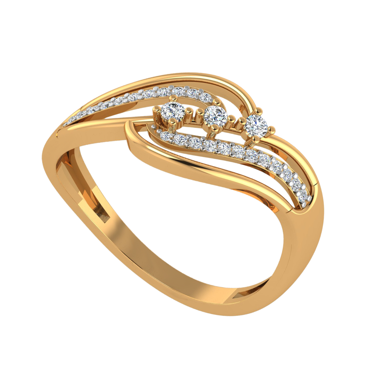 The Resol Diamond Ring