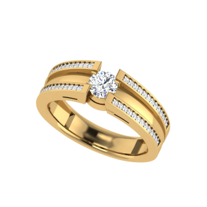 The Solitaire Showcase Diamond Ring