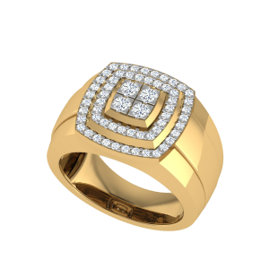The Charon Men`s Diamond Ring