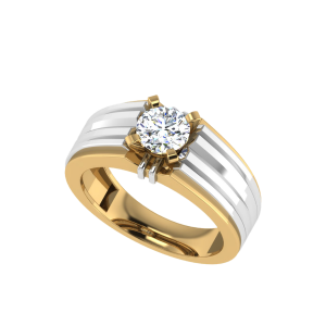The Adrian Men`s Diamond Ring