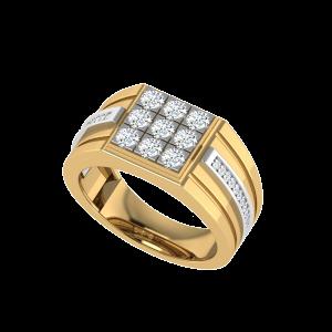 The Phineas Men`s Diamond Ring