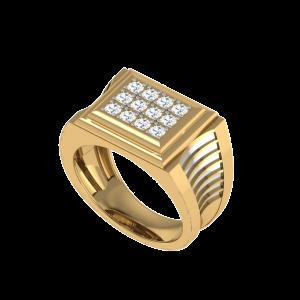 The Shem Men`s Diamond Ring