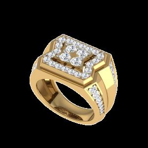The Despina Men`s Two Carats Diamond Ring