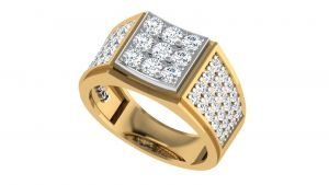 The Prodigy Men's Diamond Ring