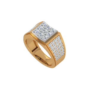 The Prodigy Men's Diamond Ring