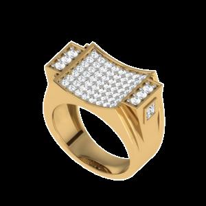 The Monarch Men`s Diamond Ring