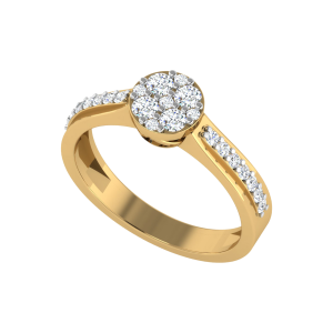 We Are Vogue Designer Diamond Ring