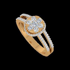 The Mystery Diamond Ring