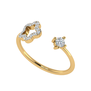 The Floreale Diamond Ring