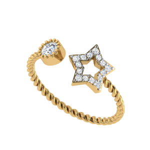 Own The Star Diamond Ring