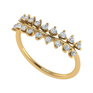 Diamonds In Style Fashion Ring
