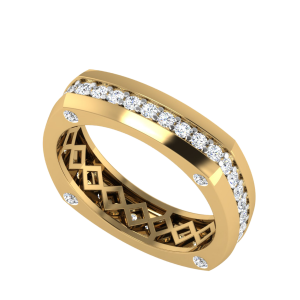 The Richness Of The Soul Eternity Diamond Band Ring
