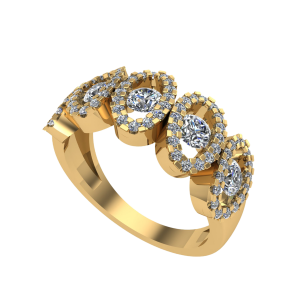 Style Is Eternal Designer Diamond Ring