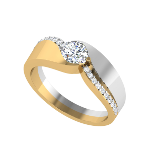 Possess Your Style Diamond Solitaire Ring
