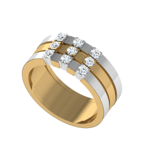 Choose To Shine Designer Diamond Ring