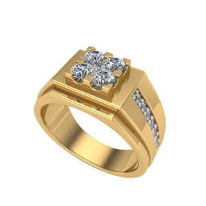 The Xerxes Men`s Diamond Ring