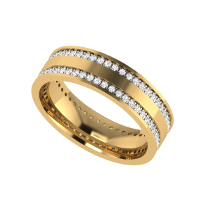 Between U N ME Eternity Diamond Band Ring