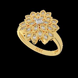 The Floral Privilege Designer Diamond Ring
