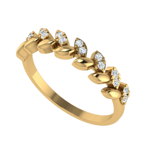 Nature`s Expression Designer Diamond Ring
