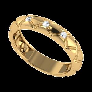 The Zig Zag Life Diamond Ring