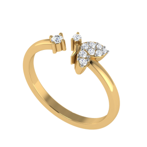 The Ephemeral Moments Diamond Ring