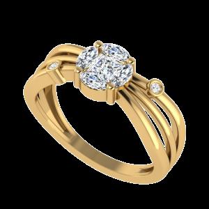 Bless Our Nest Diamond Ring