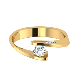The Wonder Solitaire Ring