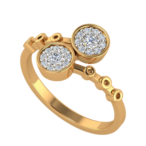 The Selenophile Diamond Ring