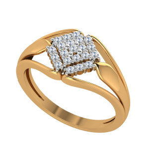 The Niceties Diamond Ring