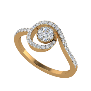 The Designers Diamond Ring