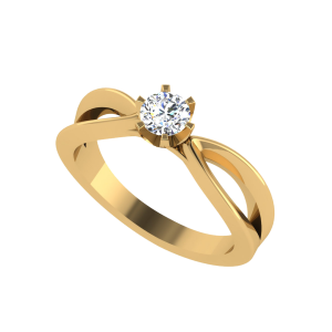 Awe-inspiring Solitaire Ring