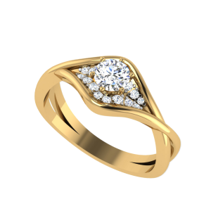 "The ""Remarkable"" Solitaire Ring"