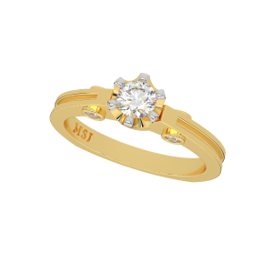 Meet The Royal Solitaire Ring