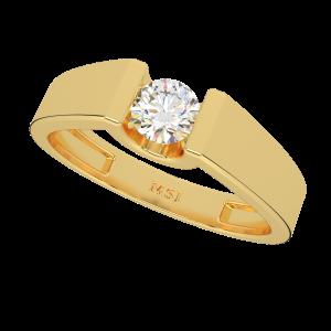 Sparkle Belle Gold Diamond Ring