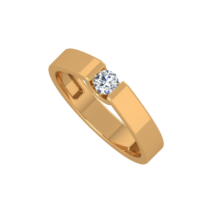 Sparkle Belle Gold Diamond Ring