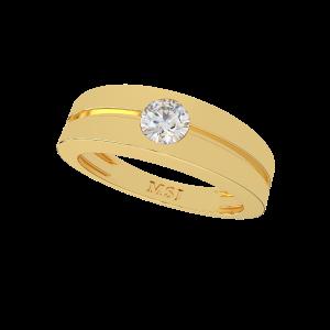 Solitario Classico Solitaire Ring