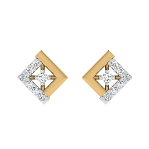 The Extreme Amore Diamond Stud Earrings