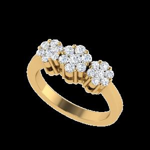 Jardin de Fleurs Diamond Ring