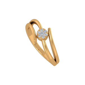 Super Select Gold Diamond Ring