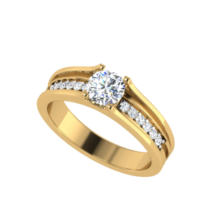 The Solitaire Marvel Diamond Ring