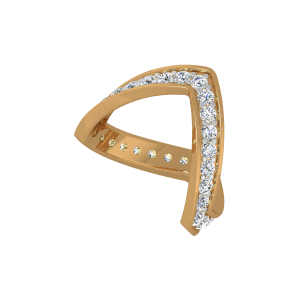 The Fantastic Glam Gold Diamond Ring