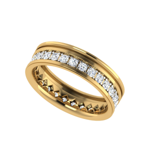 Faith Love Hope Diamond Couple Band