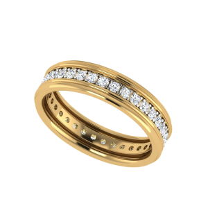 The Rolling Stars Eternity Diamond Band Ring