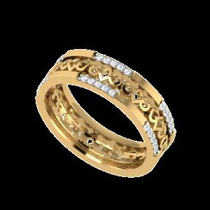 The Diamond Drift Designer Ring