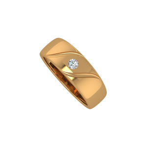 Article 1930 Gold Diamond Ring