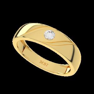 Article 1930 Gold Diamond Ring