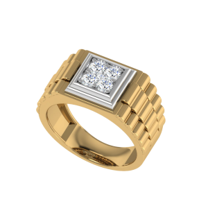 The Marcus Men`s Diamond Ring